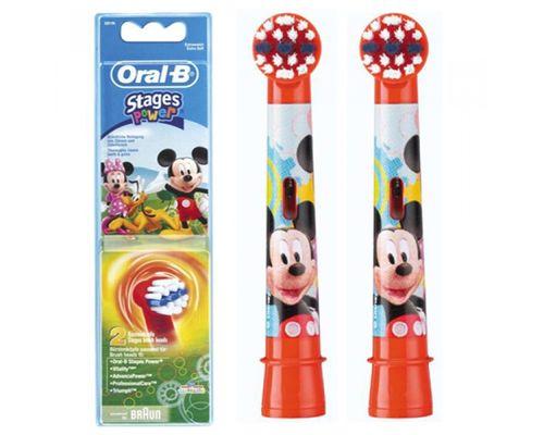 Насадка Oral-B (Орал-В) для електричної зубної щітки Stages Pomer EB10k №2
