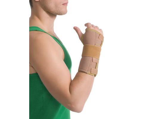 Бандаж на променево-зап`ястковий суглоб з ребрами жорсткості MedTextile 8551 р.S/M