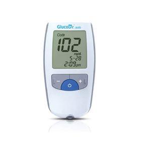 Акційний набір All Medicus GlucoDr.auto AGM 4000 (2 упаковки тест-смужок №50 та глюкометр)
