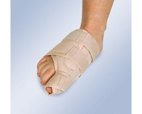 Ортез жорсткий при вальгусній деформації першого пальця стопи Orliman HV-30 правий