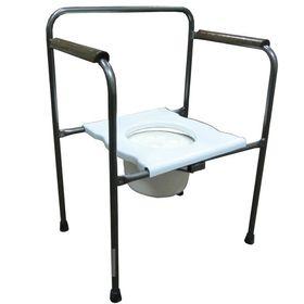 Стілець-туалет Medok MED-04-005 нерегульоване за висотою, нескладне