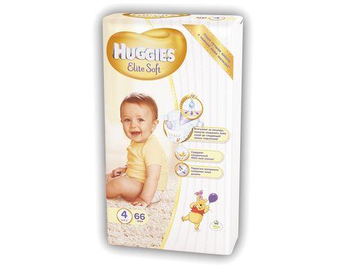 Підгузники Huggies Elite Soft (8-14 кг) р.4 №66