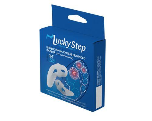 Протектор на суглоб великого пальця стопи з розширювачем Lucky Step LS21
