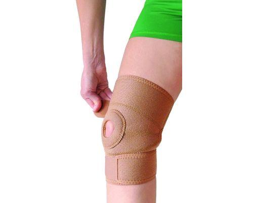 Бандаж на колінний суглоб фіксуючий MedTextile 6037 р.L/XL бежевий
