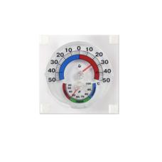 Термогігрометр віконний побутовий Склоприлад ТГО-01