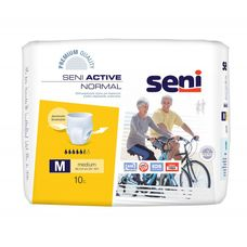Підгузники-трусики для дорослих Seni Active Normal р.M №10