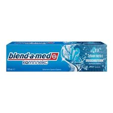 Зубна паста Blend-A-Med (Бленд-А-Мед) Complete Extra Свіжа м`ята 100мл