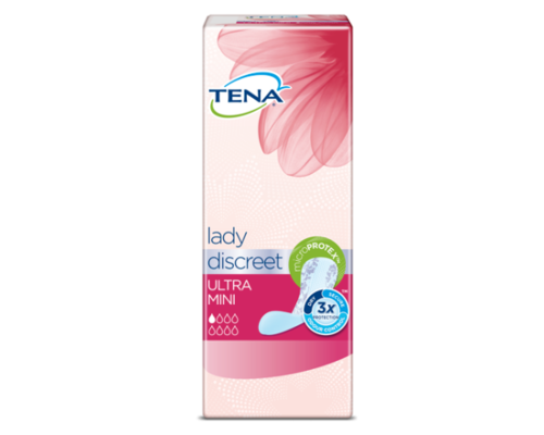 Прокладки гігієнічні урологічні TENA Lady Ultra Mini №14