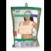 Бандаж MedTextile 8011 фіксуючий на плечовий суглоб (Пов'язка Дезо) р.S/M, бежевий