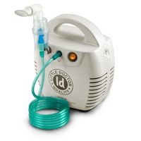 Інгалятор компресорний Little Doctor LD-211 С, білий