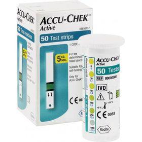 Тест-смужки Accu-Chek Active №50