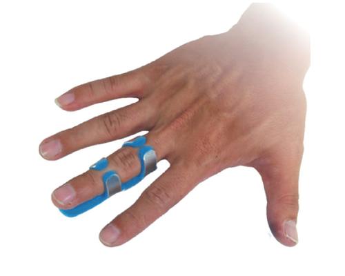 Ортез-шина для пальців руки Ortop OO-150 р.M синій