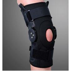 Бандаж Ortop ЕS-797 на колінний суглоб зі спеціальними шарнірами р.L, чорний