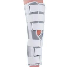Бандаж (тутор) Ortop OH-601 на колінний суглоб повної фіксації р.M, сірий