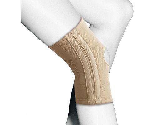 Ортез на колінний суглоб еластичний Orliman TN-211 р.3 бежевий