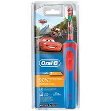 Електрична зубна щітка Oral-B (Орал-В) Cars дитяча від 3+