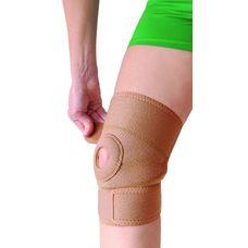 Бандаж на колінний суглоб фіксуючий MedTextile 6037 р.S/M бежевий