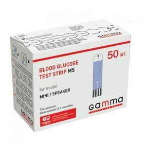 Тест-смужки Gamma MS №50