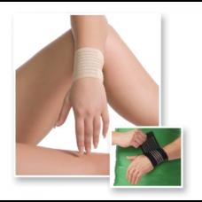 Бандаж MedTextile 8502 на променезап'ястковий суглоб еластичний р.L/XL, чорний