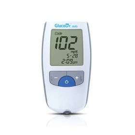Акційний набір GlucoDr. - 2 упаковки тест-смужок №50 + глюкометр