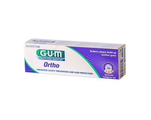 Зубна паста-гель GUM (Гам) Ortho 75мл