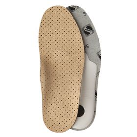 Ортопедична дитяча устілка Foot Care УПС-001 р.24 шкіряна