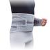 Корсет для спини з 4 ребрами жорсткості Ortop WB-604 р.XL сірий