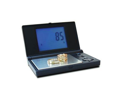 Ваги електронні кишенькові для міні зважувань до 0,5кг Momert 6000