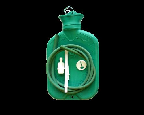 Гумова грілка комбінована 1л Київгума типу Б-1