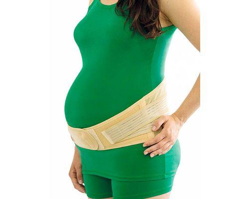 Бандаж для вагітних MedTextile 4510 р.XS/S бежевий