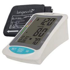 Тонометр LONGEVITA BP-103H автоматичний з адаптером