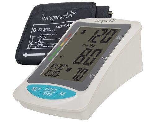 Тонометр автоматичний Longevita BP-103H (без адаптера)