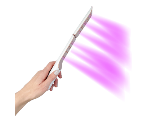 Стерилізатор дезінфектор портативний ультрафіолетовий UV-C мах MedLed (18 ламп)