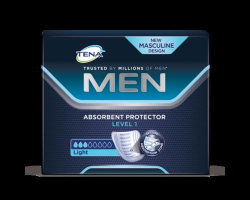 Прокладки урологічні TENA for Men Level 1 №24