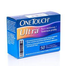Тест-смужки OneTouch Ultra №50