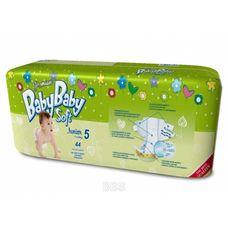 Підгузники BabyBaby Soft Premium Junior (11-25кг) р.5 №44