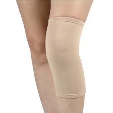 Бандаж Ortop ES-701 на колінний суглоб еластичний р.M, бежевий