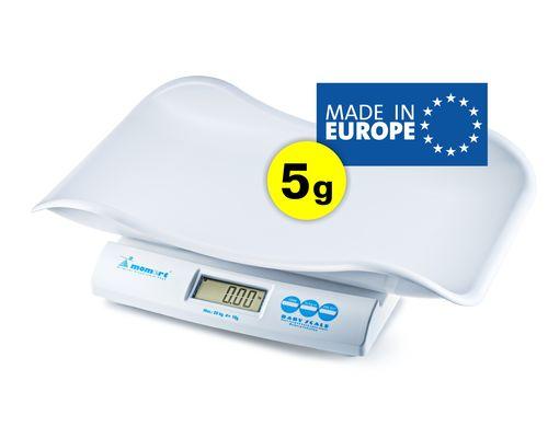 Ваги електронні для дітей та немовлят до 20 кг Momert 6475