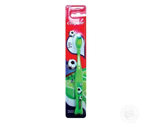Зубна щітка Colgate (Колгейт) дитяча для хлопчика від 2+ років