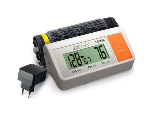 Тонометр автоматичний з адаптером Little Doctor LD-23A