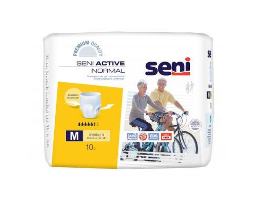Підгузники-трусики для дорослих Seni Active Normal р.XL №10