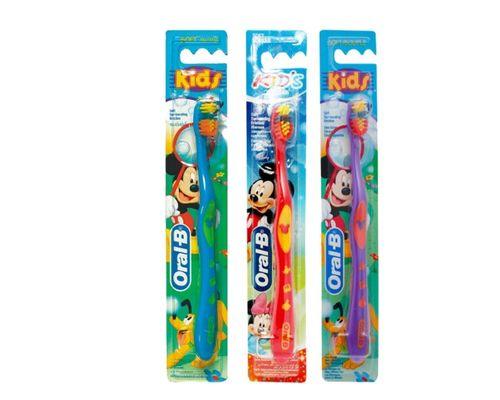 Зубна щітка Oral-B (Орал-В) Kids soft/м`яка
