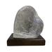 Соляна лампа Серце нічник соляний світлодіодний USB Фото 2