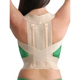Коректор постави еластичний з ребрами жорсткості MedTextile 2011 р.L бежевий