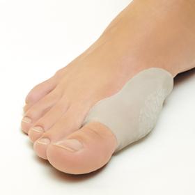 Протектор на кісточку гелевий на великий палець Foot Care GB-01 р.L