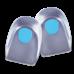 Підп'яточник силіконовий з бортами Lucky Step LS04 р.2