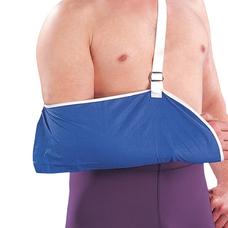 Бандаж для підтримки руки Ortop EO-302 р.універсальний синій
