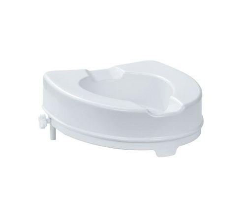 Сидіння для туалету 10 см OSD KING-10 без кришки, високе