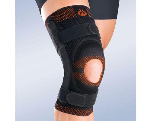 Ортез на колінний суглоб Orliman Rodisil 9107 р.4 чорний
