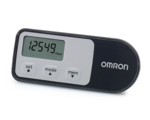 Крокомір Omron Walking style One 2.1 (HJ-321-E)